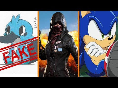 Pokemon Switch Hoax + PUBG Features Stalled by Cheaters + Sonic Movie Delay - The Know
