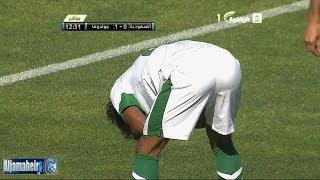 ياسر الشهراني يضيع هجمة والمرمى فاضي ! - #السعودية_مولدوفا | مباراة ودية