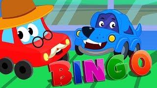 bingo песня собаки песни для детей детские стишки Rhymes For Kids Baby Music Bingo The Dog Song