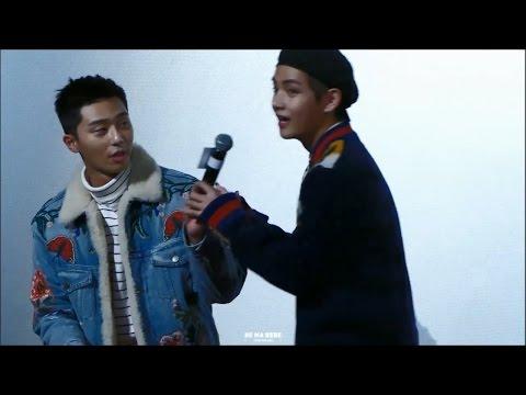 Everybody loves V Taehyung part 10 [Hwarang special]