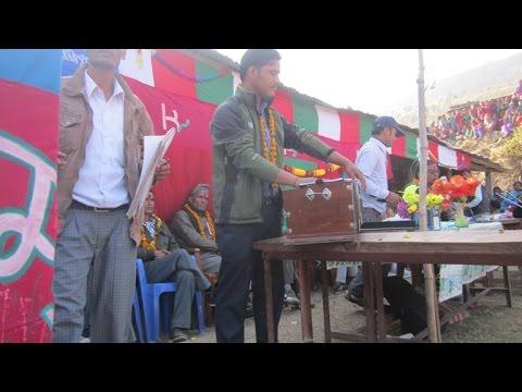 child marriages declaration Artists Prakash Thapa songs  Clip-2 ।  5  Dec- 2015-