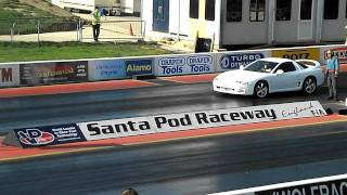 3000GT vs Honda Civic Turbo