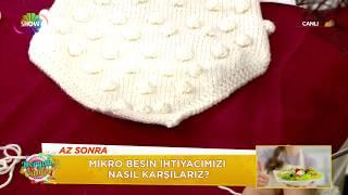 Gambar cover Fıstıklı Bebek Tulum Yapımı