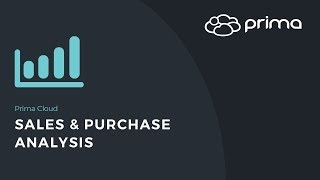 Sales & Purchase Analysis Reports