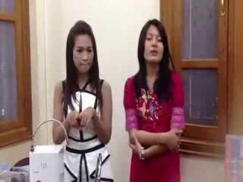 Wazzer demonstrate thai translate myanmar