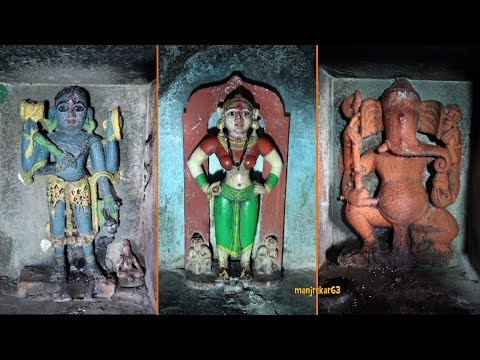 Mahadev Temple & Fort, Palashi-Ahmednagar