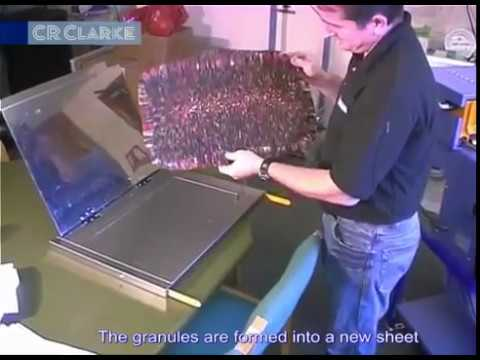 Innovative Plastic Recycling System Techspan NZL