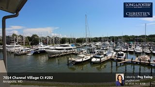 Sale: 2 Beds - 2 Baths - 1553 sq ft - Annapolis - MD [$495,000] MLS #: AA10205798