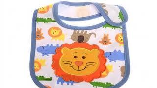 1 pcs baby cartoon saliva towel animal baby cotton