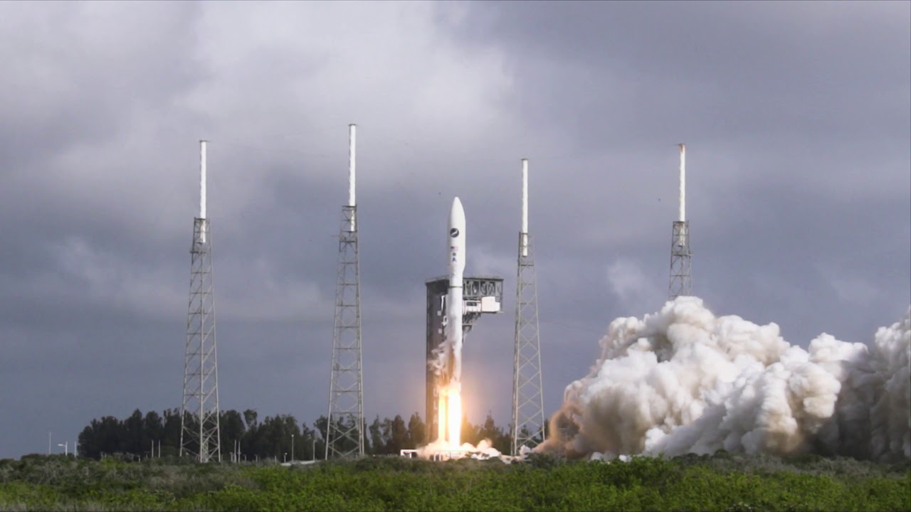 Atlas V USSF-7 Launch Highlights