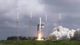 Atlas V USSF-7 Launch Highlights