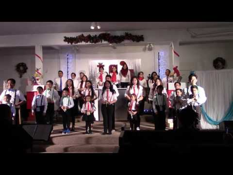 NCF Christmas Program - Free Gift 2016 (pt.1) - YouTube