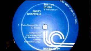Jean-Luc Ponty & Stephane Grappelli - Violin Summit No.2
