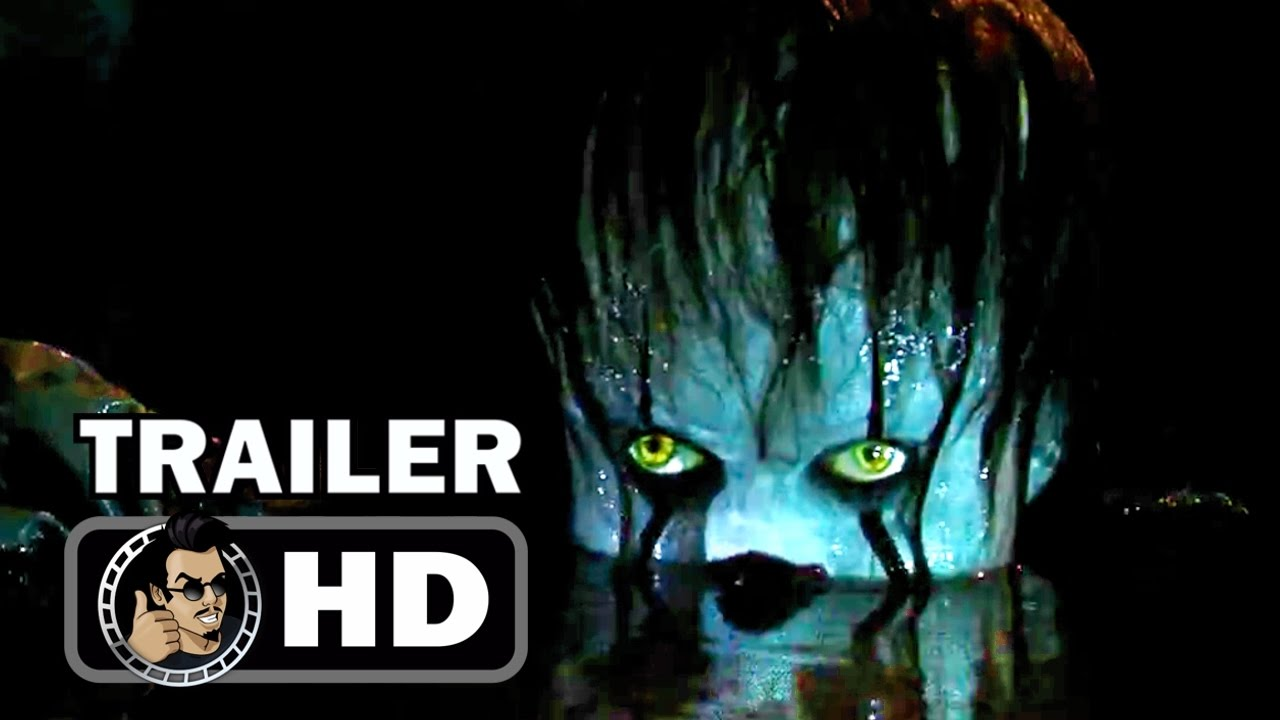 It Official Trailer 1 2017 Stephen King Horror Movie Hd -5958