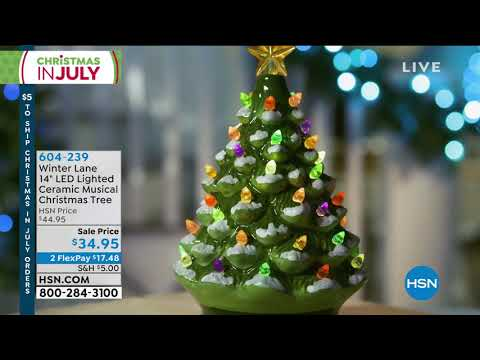 Hsn Christmas In July 2019 HSN | Christmas In July 07.09.2019   07 PM   YouTube