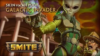 New Skin for Ah Puch - Galactic Invader