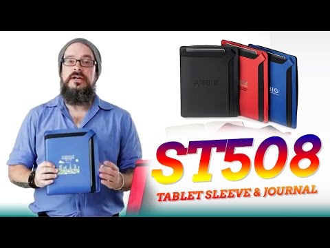 ST508 Donald tablet sleeve