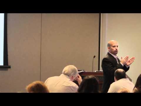 BKR - Immigration Attorney John Broyles Presentation: Grounds of Inadmissibility @ Baker & Daniels