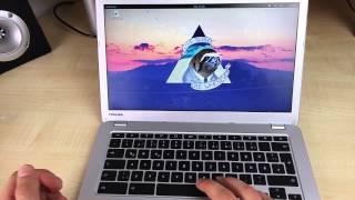 [Tutorial] Ubuntu und Programme auf einem Chromebook installieren