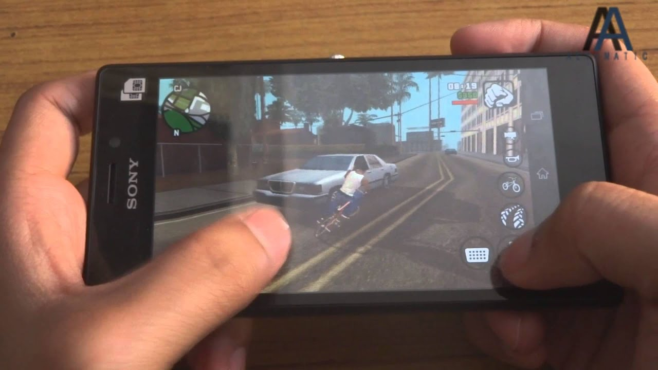 Sony Xperia M2 Gaming Performance Youtube