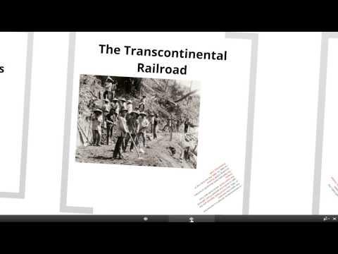 Mining And Railroads