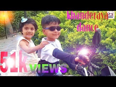 Khanderaya Zali Mazi Daina Song | Madhav Gaikwad Yogesh Lonkar Baramati | Dance Dil Se Dance Academy