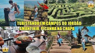 Download VLOG: TURISTANDO EM CAMPOS DO JORDÃO, TELEFÉRICO, PARQUE AMANTIKIR, LABIRINTO, PICANHA E MAIS Mp3