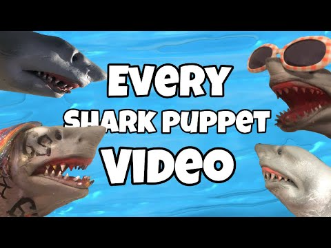 Download EVERY SHARK PUPPET VIDEO COMPILATION (IN ORDER)