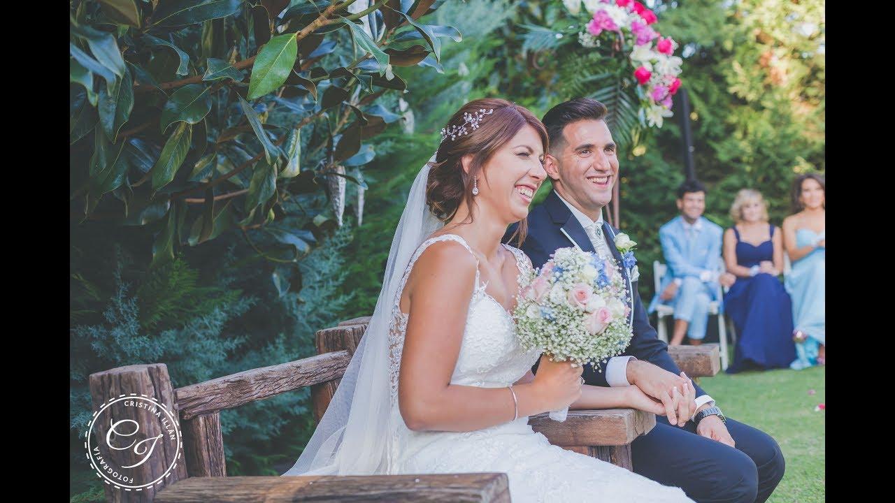 Trailer de boda Sheila y Kike · Cristina Illán Fotografía