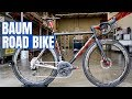 Meet the $17,000 (USD) BAUM Titanium Road Bike