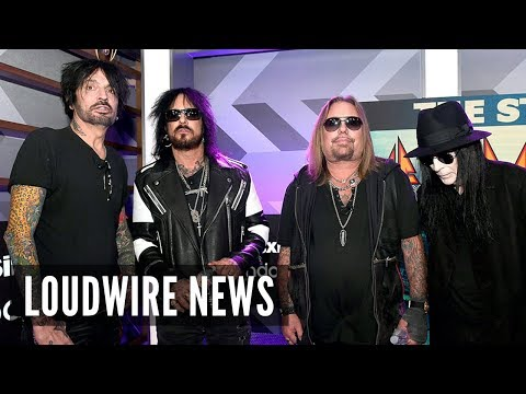 Motley Crue Hire Personal Trainer + Nutritionist for 'Some of Them'