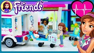 Heartlake Hospital Lego Friends Part 2 Build Review Silly Play Kids Toys