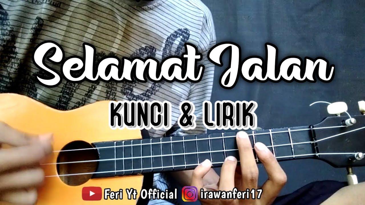Tipe X - Selamat Jalan (Kunci & Lirik) cover kentrung ...