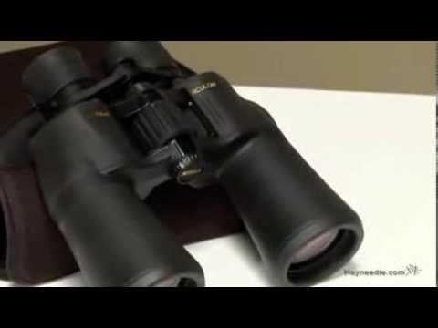 Nikon ACULON A211 10-22x50 Zoom Binoculars with Tripod Adapter - Product  Review Video
