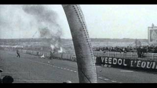 Le Mans Tragedy - Killed 81 spectators (1955)