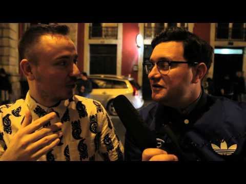 """MATCH ATTACK TV: """"Panic Special"""" Duke Dumont interview"""