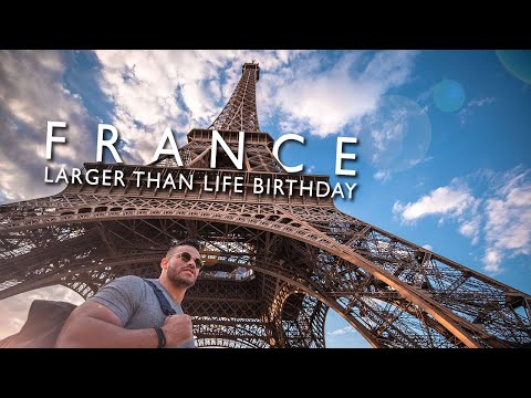 France | EPIC Birthday In A Private Castle And Luxury Mega Villa