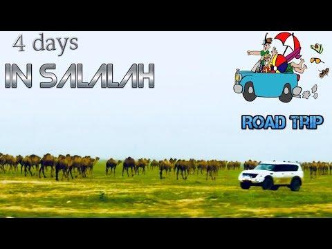 Oman  Salalah / Road trip Sohar to Salalah - صلالة، عمان - Inno D