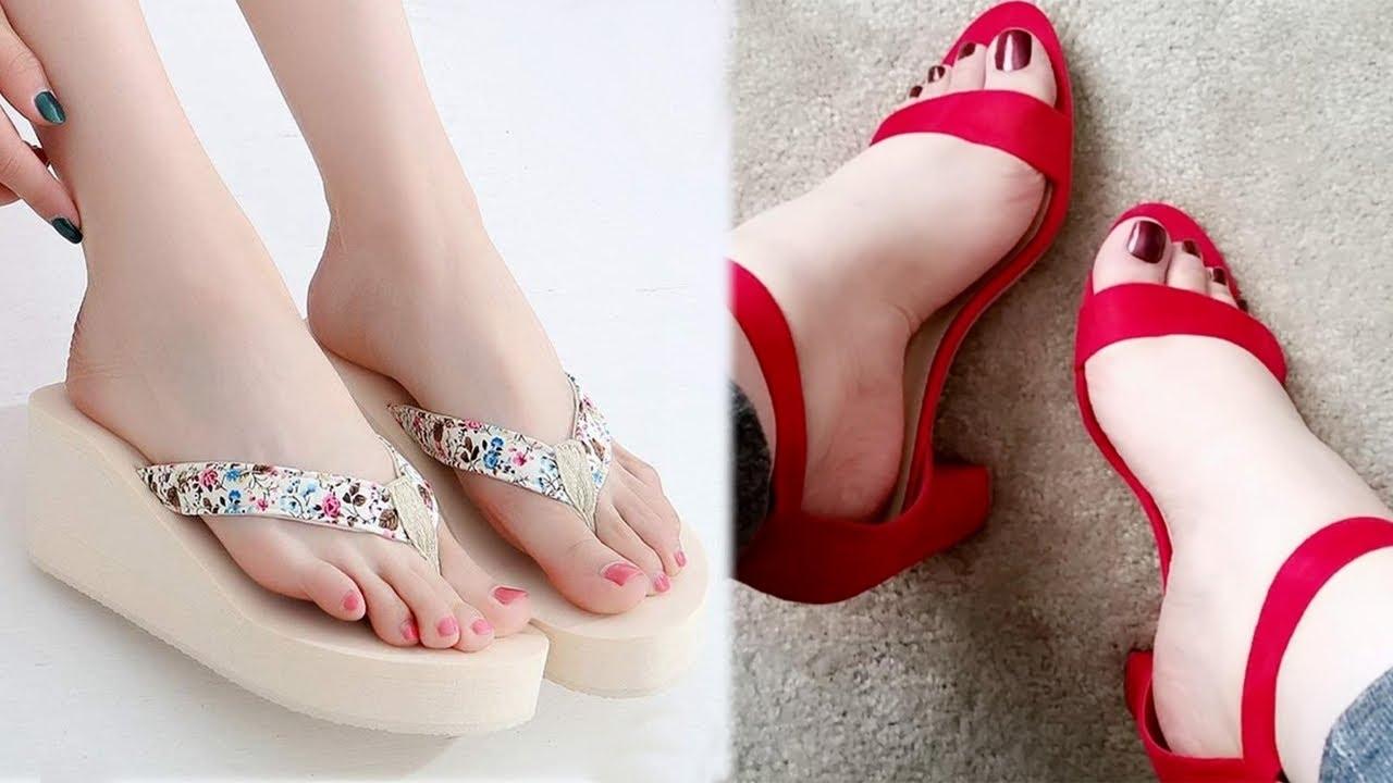 Women's footwear collection 2020