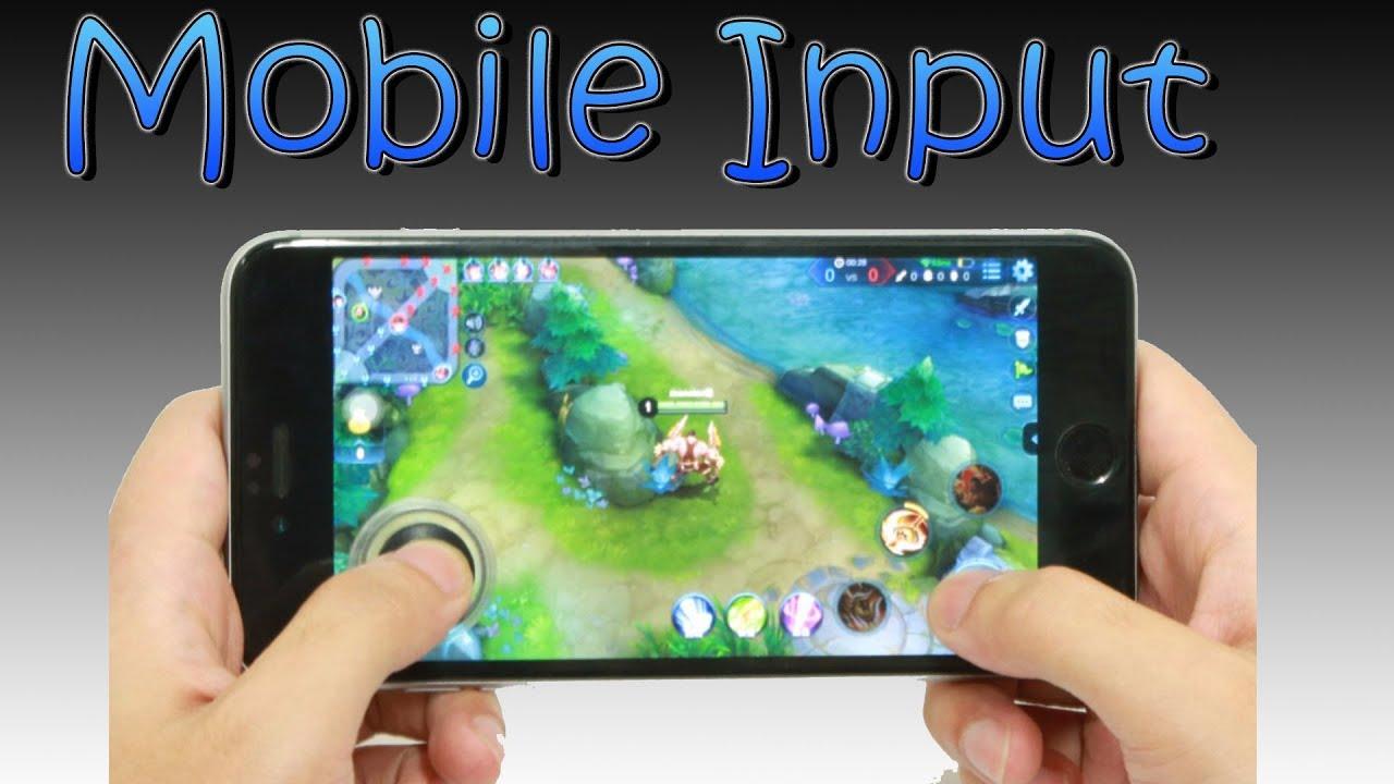 Unity3D - Mobile Input / Controls / Thumbstick / Joystick