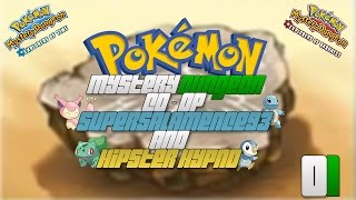 Pokemon Mystery Dungeon Co-op w/ Hipster Hypno Episode 1
