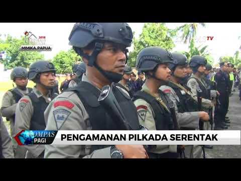 Pengamanan Pilkada Di Papua
