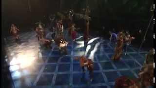 Jared Young (AEA) - Tarzan Medley (Homecoming Spectacular)