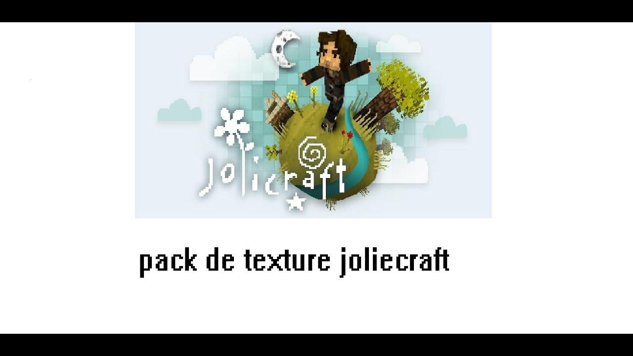 presentation du pack de texture 1.6.4 et 1.7.2 joliecraft. - YouTube