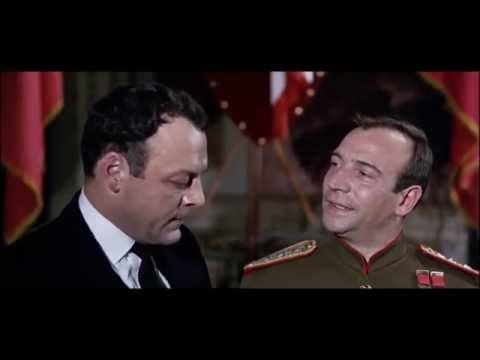 Patton (1970) - Russian son of a bitch scene