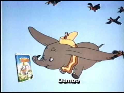 Walt Disney Home Video - Holiday 1992 In-Store Loop VHS