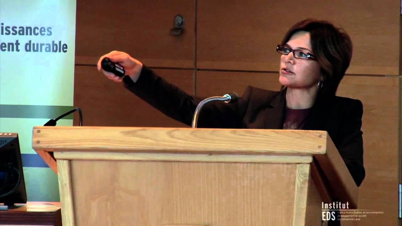 Chantal Lyne Carpentier - Pré-conférence Rio+20