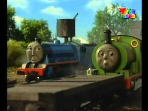 Томас и его друзья.Перси и магический ковёр