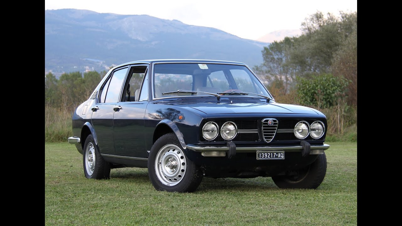 Alfa romeo giulietta super 1970 15