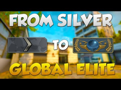 FROM SILVER TO GLOBAL ELITE #7 - MANS NOT HOT!